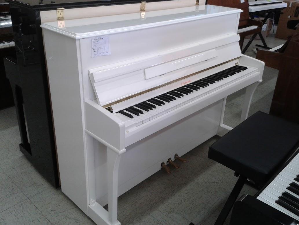 Marmande Musique - Piano A. Grand 110